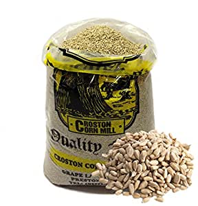 30kg 'Wheatsheaf' Sunflower Hearts (Bakery Grade) Wild Bird Food