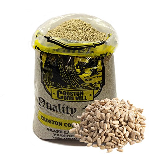 30kg 'Wheatsheaf' Sunflower Hearts (Bakery Grade) Wild Bird Food