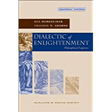 Dialectic of Enlightenment (text only) 1st (First) edition by M. Horkheimer.T. W. Adorno