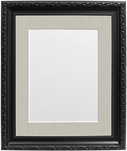 frames-by-post-picture-photo-frame-with-light-grey-mount-for-a4-picture-size-black-30-mm-wide-9-x-6-