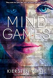 Mind Games by Kiersten White (2013-02-19)