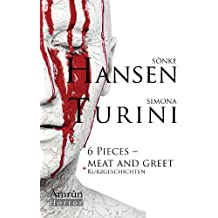 6 Pieces - Meat and Greet: Amrûn Horror Sammelband