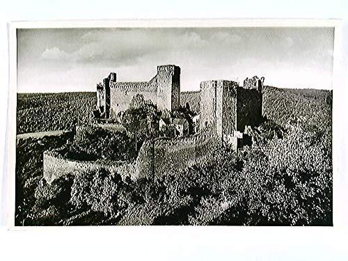 Hohenstein (Taunus), Burg, Gasthof Pension Römer, AK, ungelaufen, datiert 1951