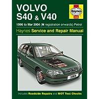 Volvo S40 and V40 Service and Repair Manual (Haynes Service and Repair Manuals)