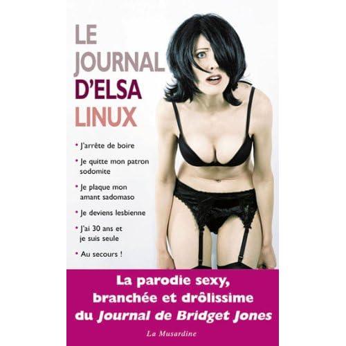 Le Journal d'Elsa Linux (LECTURES AMOUREUSES t. 97)