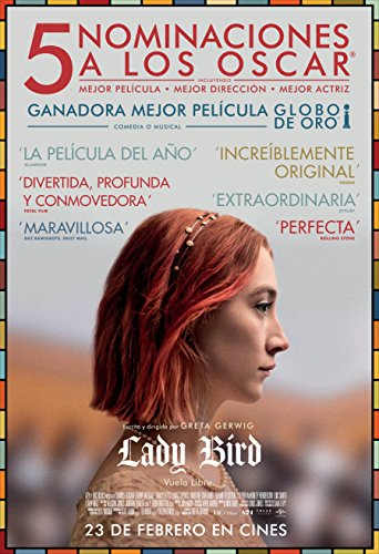 Lady Bird [DVD]