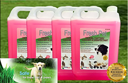 4-x-5l-fresh-pet-kennel-cattery-disinfectant-cleaner-deodoriser-bubble-gum