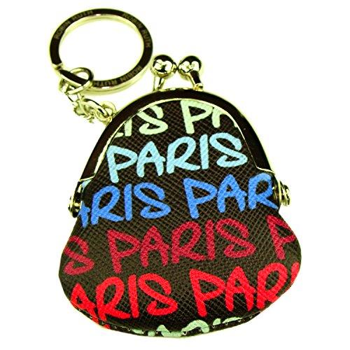 Robin Ruth - Porte-Clés Paris 'Porte Monnaie' - Multicolore