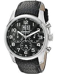 Ingersoll Herren-Armbanduhr Analog INQ038BKSL