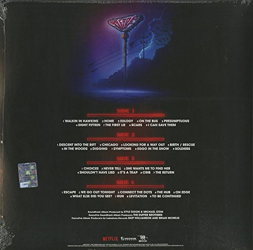 Stranger Things 2 (Netflix Vinile Colorato Limited Edt.)