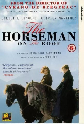 the-horseman-on-the-roof-vhs-1996