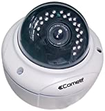 COMELIT ipcam068 a IP Caméra Minidome, HD, Objectif varifocale 2.8 - 12 mm, IR 30 m, iP66