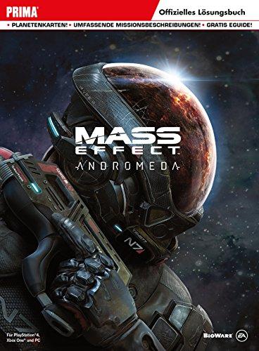 Mass Effect: Andromeda - Das offizielle Lösungsbuch
