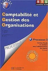 Comptabilité et Gestion des Organisations BTS 2ème année - ouvrage 7
