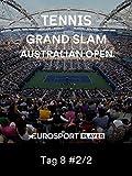 Tennis: Grand Slam 2019 - Australian Open - Tag 8