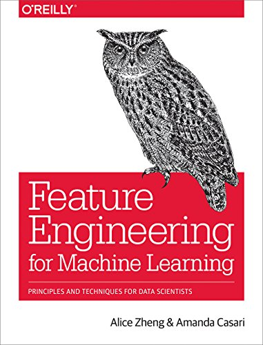 Feature Engineering for Machine Learning Models: Principles and Techniques for Data Scientists por Alice Zheng