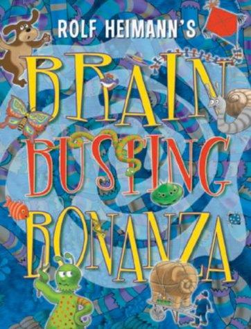 Rolf Heimann's brain busting bonanza.