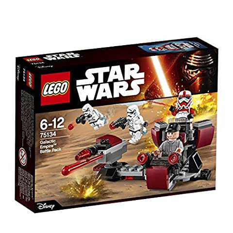 Expedition Galactique - LEGO Star Wars - 75134 - Pack