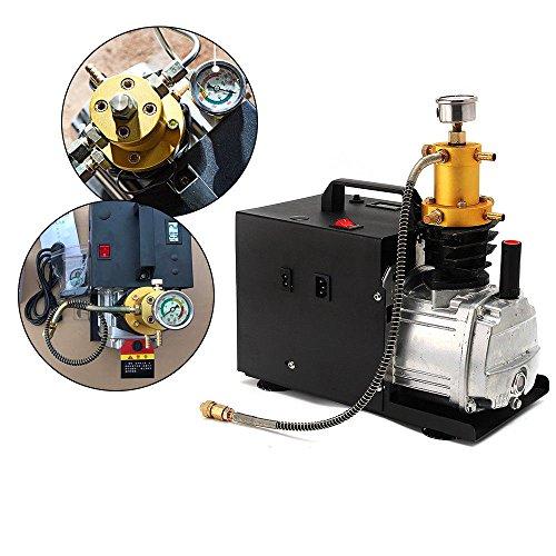 Compresseur électrique à air comprimé 1800 W PCP 40 MPA 4500PSI Compresseur Pompe d'air haute pression