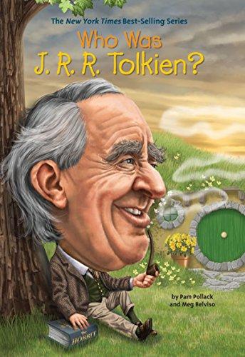 Who Was J. R. R. Tolkien? por Pamela D. Pollack