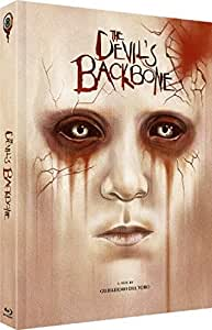 The Devil's Backbone - 3-Disc Limited Collector's Edition Nr. 15 (Blu-ray + DVD + Bonus-DVD) - Limitiertes Mediabook auf 777 Stück, Cover B
