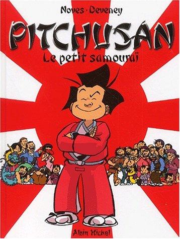 Pitchusan, tome 2 : L'le aux dmons