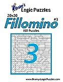 Brainys Logic Puzzles 20x20 Fillomino #3: 150 Puzzles
