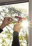 d-c-fix, Sonnenschutzfolie Static, leicht getönt, 99% UV Schutz, 75 x 120 cm