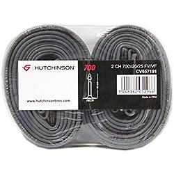 Hutchinson Blister 2 camaras 700x20-25 Presta Valvula 48 mm