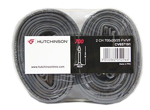 HUTCHINSON Blister 2 camaras 700x20-25 Presta Valvula