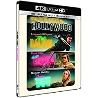 C'Era Una Volta A... Hollywood - Steelbook 4K Ultra Hd