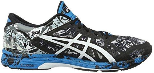 Asics Gel-Noosa Tri 11, Chaussures de Course Homme Gris (Midgrey/White/Blue Jewel)