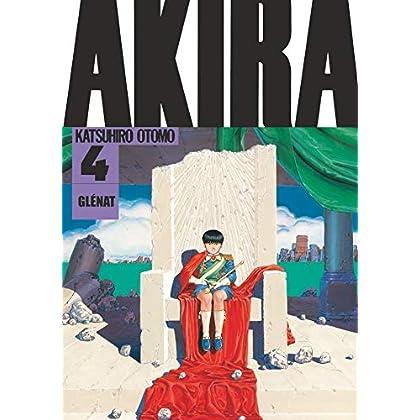 Akira (noir et blanc) - Édition originale - Tome 04