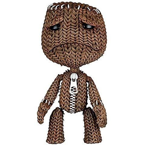 Neca LittleBigPlanet Sad Sackboy 7-Inch Scale Series 1 Action Figure by LittleBigPlanet