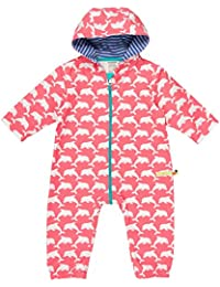 loud + proud Baby-Mädchen Strampler Outdooroverall