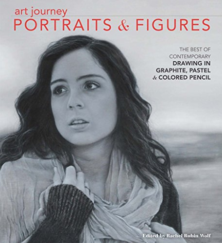 Glas Portrait (Art Journey Portraits and Figures: The Best of Contemporary Drawing in Graphite, Pastel and Colored Pencil)