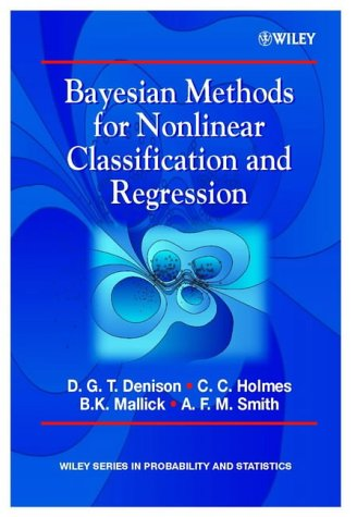 Bayesian Methods for Nonlinear (Wiley Series in Probability and Statistics)
