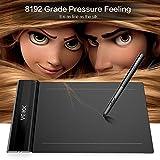 """VEIKK S640 5080Lpi Tablette graphique avec stylet numérique 6 x 4"""""""