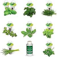 Kit de capsules de graines d'herbes gourmets (9 capsules) Miracle-Gro AeroGarden