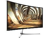 """LG 34UC97C Pantalla para PC 86,4 cm (34"""") LED Plata, Negro - Monitor (86,4 cm (34""""), 3440 x 1440 Pixeles, LED, LED, 5 ms, Plata, Negro)"""