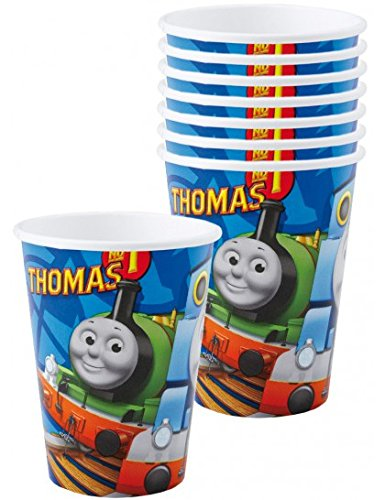 Amscan Thomas & Friends Gobelet en Carton, 552158