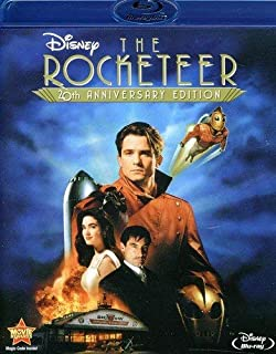 The Rocketeer: 20th Anniversary Edition [Blu-ray] by Billy Campbell