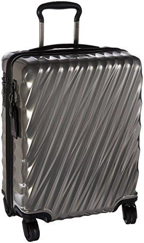 Tumi Durchläufer (NOS) Equipaje de mano, 54 cm, 39 liters, Plateado (Silver)