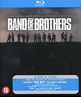 Band of Brothers [Blu-ray] [Import belge] (B005GISJ36) | Amazon price tracker / tracking, Amazon price history charts, Amazon price watches, Amazon price drop alerts