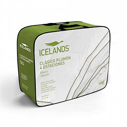 Textilonline-Icelands Relleno Nórdico 4 Estaciones  90 cm