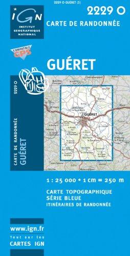 Gueret GPS: IGN2229O