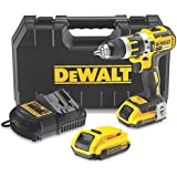 DeWALT DCD737D2 - cordless combi drills (Lithium-Ion (Li-Ion), Black, Yellow)