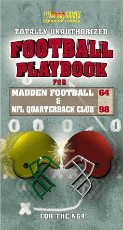 Football Playbook 98 (Maddon & Nfl Qtrbk