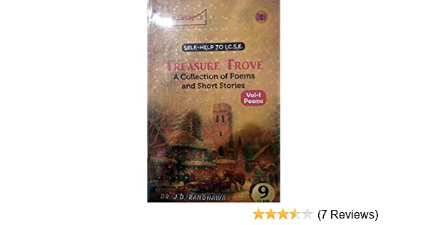 Amazon in: Buy SH to ICSE TREASURE TROVE - VOL 1 POEMS Book