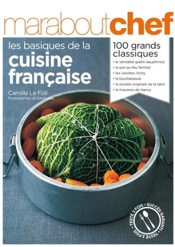 Les basiques de la cuisine française